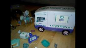 Animal hospital items + more £40 the lot