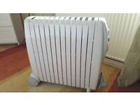 Delonghi Rapido 3kw Oil Filled Radiator