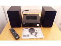 Sony NAS-E35HD Giga Juke Hi-Fi system
