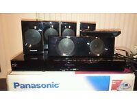 Panasonic SC-BTT190 3D Blu Ray Home system