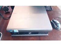 Dell optiplex 755 desktop pc computer dual core windows 7 BASE UNIT