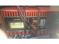 Battery charger 10 amp quick charge