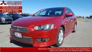 2013 Mitsubishi Lancer SE 10TH ANNIVERSARY ED FOR ONLY $113 BW I