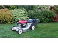 "Honda Izy 18"" Self Propelled Petrol Mower / Lawnmower"