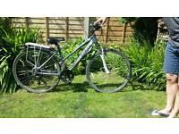 Dawes discovery x01 ladies hybrid bike