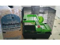 Hamster gerbil or mice cage