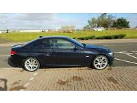 Bmw 3 series coupe e92.M sport 58 plate. 2009.