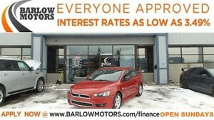 2014 Mitsubishi Lancer SE (LIMITED) (APPLY NOW DRIVE NOW)