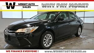 2015 Toyota Camry LE| BACKUP CAM| BLUETOOTH| CRUISE CONTROL| 77,