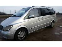Mercedes viano 2.2diesel automatic breaking
