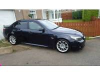 Bmw 5 series 525d m sport( not audi,vw,golf,Subaru)