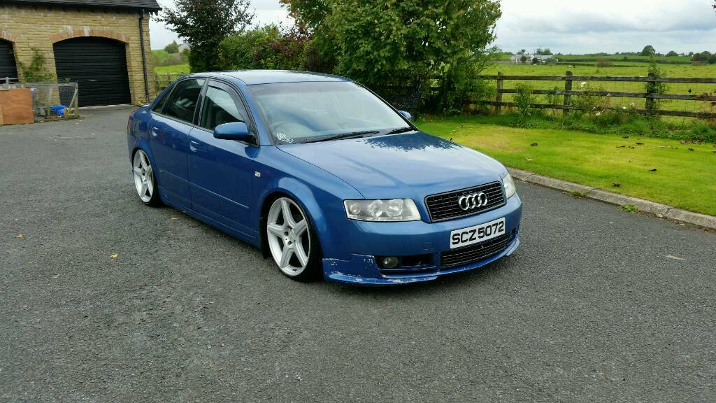 2003 audi a4 1 9 tdi se s line kitted mot cheap for. Black Bedroom Furniture Sets. Home Design Ideas