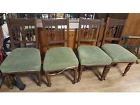 Set Of 4 Chairs For Project