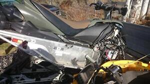 2007 yamaha phazer 500 complete part out