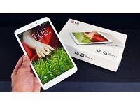 "LG GPad (V500) 8.3"" android Tablet / (Full HD 1.7 Quad Processor 2GBRAM 16GB eMMC)"
