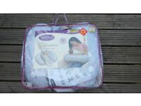 10 in 1 clevamama cleva cushion maternity and baby pillow