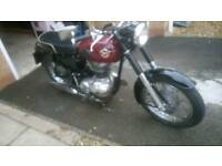 Matchless g2 lightweight 1964 (ride or restoration project)