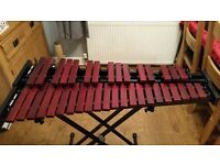 Stagg XYLO-SET 37 HG Professional Xylophone mint condition