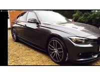 BMW 320d 2012 F30 M-Performance new model