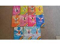 14 Rainbow magic fairy books by daisy meadows