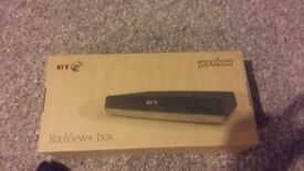 YouView+ (Humax DTR-T2100) 500GB Freeeview Recorder