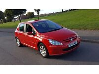 Peugeot 307 1.4 HDI S 5dr ** Economical Hatch ** Low Insurance Group !!!