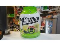 Sport definition that's the whey 2.3kg