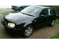 Vw golf tdi 6 speed 130bhp