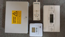 Lifestyle Central heating control system