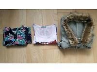 Size 8/10 small clothes bundle