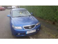 Honda Accord 2005 sedan, petrol, service history, good example