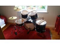 Rockburn Drum Kit (5 piece)