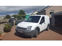 Ford transit connect 2008 only 81k