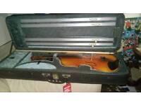 Hidersine Venesia,full size, for advanced students H100 violin with digital tuner.