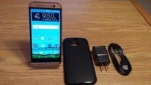 HTC M8 , Gold , 32GB , Déverouillé pour tous les réseaux