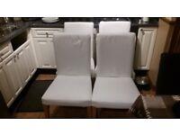 Ikea henriksdal chairs
