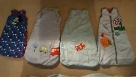 Baby sleeping gro bags