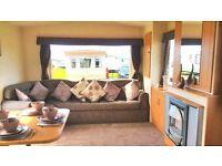 Amazing Value Static Caravan For Sale At Sandylands Holiday Park Open 12 Months Near Craig Tara