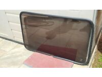 Vauxhall Movano Rear Side Windows