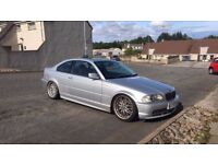 BMW 330Ci not M3 M5 328Ci 330i 3.0 petrol very reliable and fast. Excellent drift, track day project