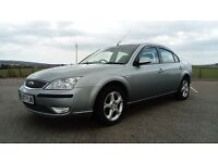 Ford Mondeo 2007 2.0 tdci sell or swap for 4x4