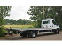 24/7 CHEAP CAR VAN RECOVERY TOWING TRUCK TRANSPORT BREAKDOWN VEHICLE RECOVERY SCRAP CARS IN ESSEX