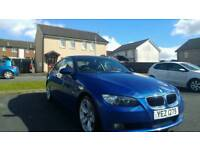 2009 BMW 3 SERIES SPORT COUPE HIGHLINE LEATHER XENON(not audi a4 a5 mercedes honda mazda)