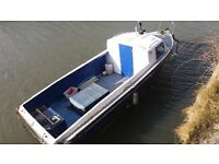 22ft fishing boat