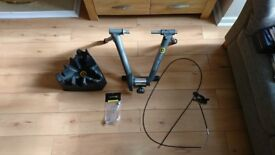 CycleOps Turbo Trainer and accessories
