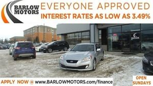 2010 Hyundai Genesis Coupe 2.0T*EVERYONE APPROVED* APPLY NOW DRI