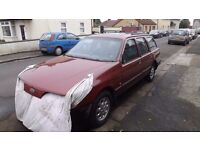 Ford SIERRA/COSWORTH/SAPPHIRE, Breaking the whole car...grab some real bargains