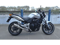 Hornet CBF600 2006 30,000 miles. Comes with warranty. Nationwide delivery from just £50