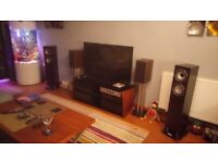 TV and Hi Fi , Home Cinema Amp Stand . Excellent Condiiton.