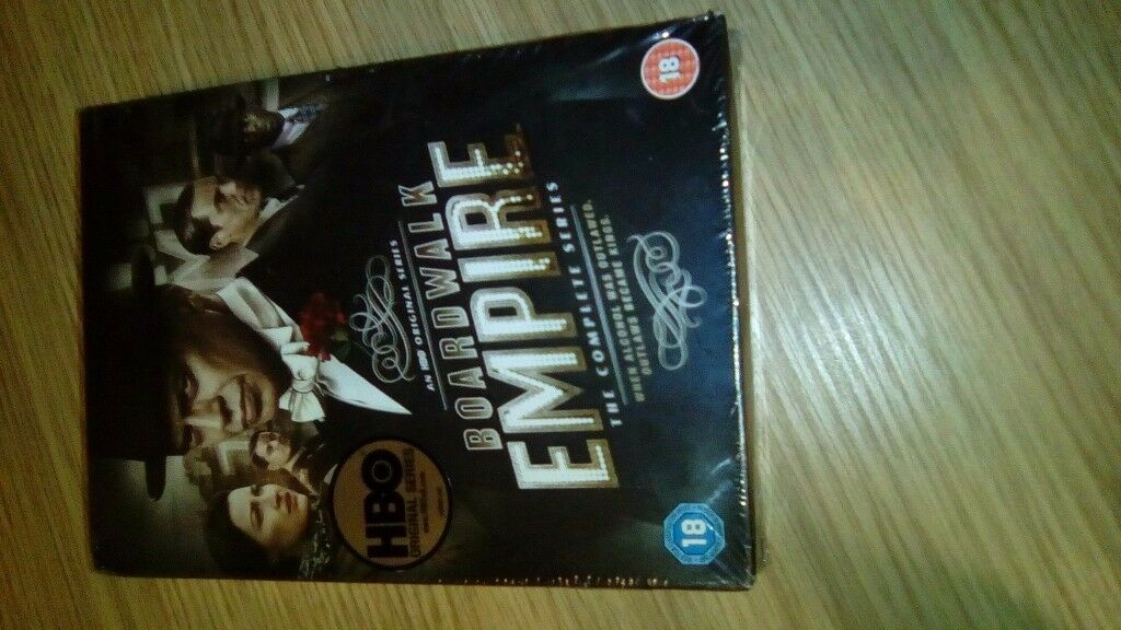 BOARDWALK EMPIRE BOX SET BRAND NEW | in Hull, East Yorkshire | Gumtree